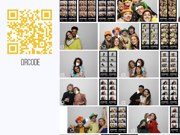 Scannez et récupérez vos photos sur mobile